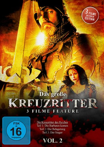 Das Grosse Kreuzritter 3 Filme Feature Vol. 2