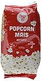 Popcornmais Butterfly 4 x 500 g Original Popcornloop Popcorn Mais Beste Gold Qualität Ohne Gentechnik Vegan Glutenfrei Bester Geschmack