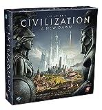 Asmodee Italia Sid Meier's Civilization Gioco da Tavolo, Colore Blu, CIV01
