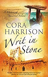 Writ in Stone: A Burren Medieval Mystery 4 (A Burren Mystery)