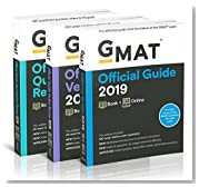 GMAT Official Guide 2019 Bundle: Books + Online (Gmat Official Guides)