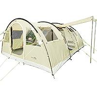 skandika Gotland 5 - Tente de camping familiale groupe tunnel - 5 personnes - 505 x 370 cm