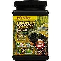 ExoTerraAlimento para Tortuga Juvenil Europea - 540 gr