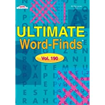 Ultimate Word Find Puzzle Book-Vol.190 by Kappa Books Publishers (2014) Perfect Paperback
