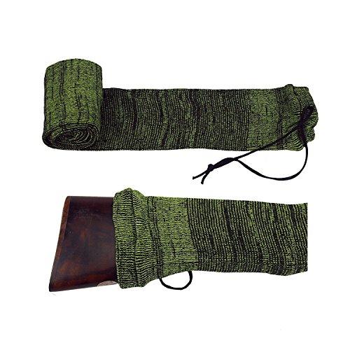 Tourbon Fundas Calcetines Tela Verde De Tejido Silicona Para Arma