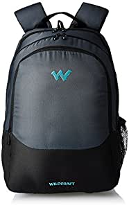 Wildcraft 38 Ltrs Grey Casual Backpack (AM BP 3)