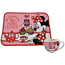 Coriex Disney Minnie Set Regalo, Multicolore, M