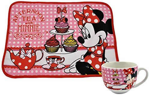 CORIEX Disney Minnie Set de Regalo, m