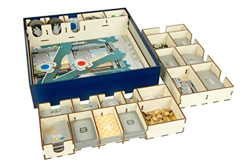 Broken Token Box Organizer for Castles of Mad King Ludwig by The Broken Token