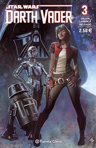 Descargar Libro Star Wars Darth Vader nº 03/25 de Salvador Larroca