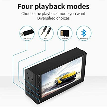 liuxi9836-Autoradio-Double-Din-Radio-7-Zoll-mit-Apple-CarPlay-Kamera-Bluetooth-FM-Radio-Bluetooth-MP5-Player-Untersttzung-fr-Android-IOS-Mirror-Connection
