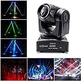 UKing Moving Head LED Scheinwerfer 40W RGBW Bühnenlicht Strahl Lichteffekte...