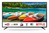"TV Sharp Aquos 49"" UHD 4k Smart AquosNet+ Wi-Fi Harman Kardon ® Netflix SAT 3 HDMI DTS Studio Sound Dolby Digital [Esclusiva Amazon.it]"