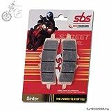 SBS Bremsbelag VORNE - HS-Sinter Aprilia RS-4 125 Bj. 2012-