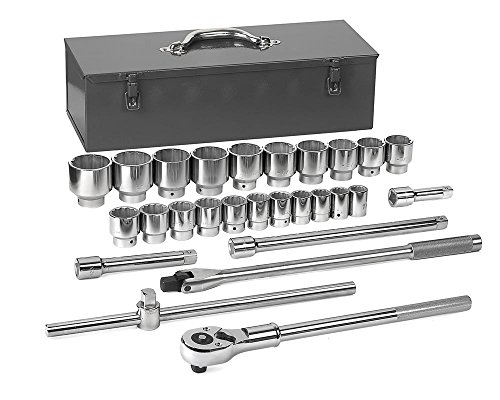 GearWrench 80880 3/4-Zoll-Antrieb 12 Point Socket Set, Prägeset -
