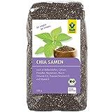 Raab Vitalfood Chia Samen Bio, 1er Pack (1 x 500 g)