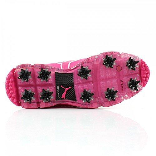 Puma, Scarpe da corsa uomo rosa