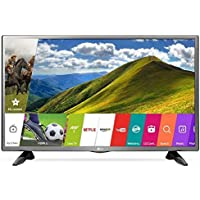LG 80 cm (32 Inches) HD Ready LED Smart TV 32LJ573D (Mineral Silver) (2017 Model)