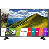 LG 80 cm (32 Inches) HD Ready OLED Smart TV 32LJ573D (Mineral Silver) (2017 Model)
