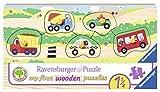 Ravensburger 03236 - Allererste Fahrzeuge, my first wooden puzzle