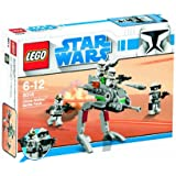 Lego - 8014 - Jeu de construction - Star Wars - Clone Walker Battle Pack