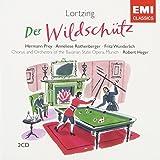 Lortzing - Der Wildschütz / Prey, Rothenberger, Wunderlich, Heger