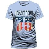 Led Zeppelin (US 75) T-shirt : Large by Loudclothing