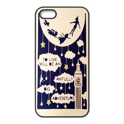 james-bagg-never-grow-up-motivo-peter-pan-cover-protettiva-per-apple-iphone-5-5s-style-13