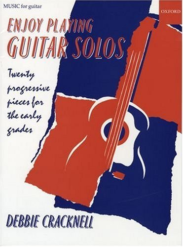 Enjoy Playing Guitar Solos by Debbie Cracknell (Composer) (25-Jun-1998) Paperback