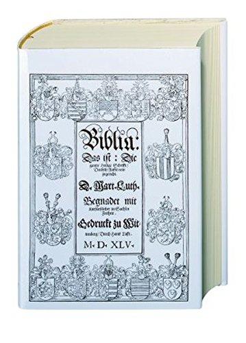 Bibelausgaben, Biblia Germanica (Nr.5501)
