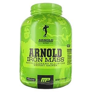 Arnold's Iron Mass - 5 lbs (Chocolate Malt)