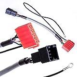 CD-Wechsler Adapter Kabel Mini ISO Buchse auf 10-Pol Stecker #2070
