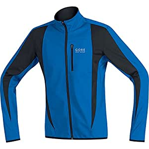 Gore Bike Wear Herren Jacke Contest So, Herren, Azur Blue/Black
