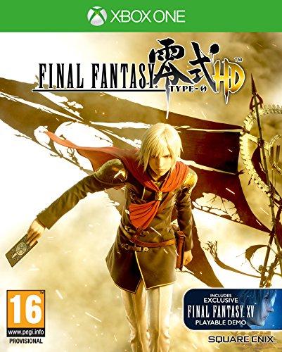 Final Fantasy Type-0 HD (Inc. FF XV (15) /Xbox One