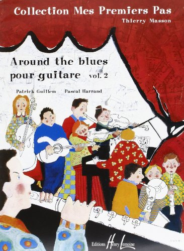 Around the blues Volume 2