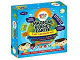 Genius Box - Play some Learning Magical Planet Earth Educational Toys (Multicolour)