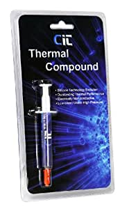CiT Thermal Compound for Intel and AMD Cpu Heatsinks Retail