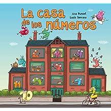 La casa de los números (Cuentos de letras y números)