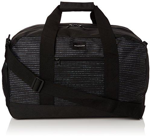 Quiksilver Herren Luggage MEDIUM SHELTER M LUGG, schwarz, 70 x 30 x 27 cm, 43 Liter, EQYBL03083-KVJ0-1SZ