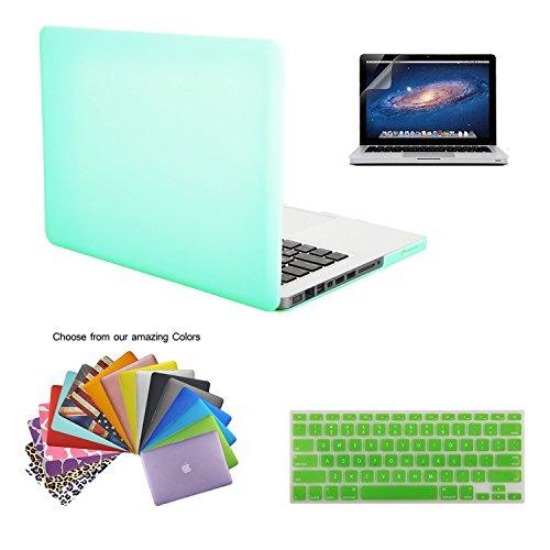 MacBook Pro 13 Case Shell, TECOOL [Ultra Sottile Serie] Plastica