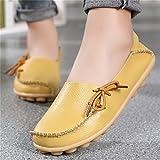 Women's Shoes Comfort Sandals Walking Shoes | Damen Sandalen | Sandalette Eine große Anzahl von Damen Schuhe | Damen Schuhe mama Schuhe faule Menschen | Damen Freizeitschuhe einzelne Schuhe, gelb, 43
