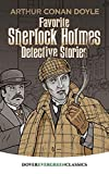 Favorite Sherlock Holmes Detective Stories (Dover Children's Evergreen Classics) (English Edition)