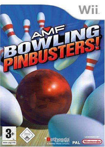 Fußball-billard-kugeln (AMF Bowling Pinbusters!)