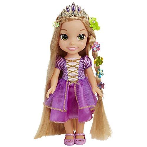 Disney Prinzessinnen - Rapunzel Haarglanz, 35 (Zauberstab Leuchten Prinzessin)