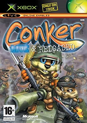 Conker: Live & Reloaded (Xbox) by Microsoft