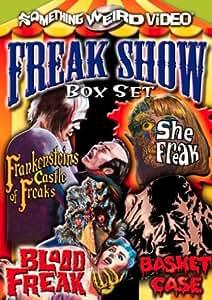 Freak Show Box Set [DVD] [Region 1] [US Import] [NTSC]