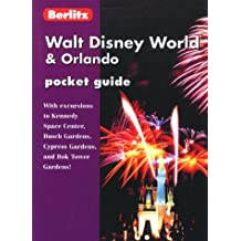 Berlitz Walt Disney World and Orlando Pocket Guide (Berlitz Pocket Guides)
