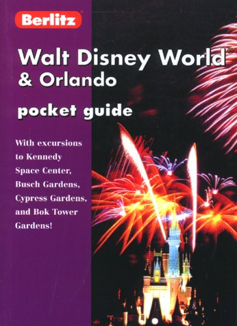 Berlitz Walt Disney World and Orlando Pocket Guide