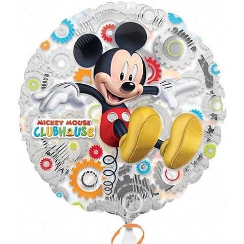 Mickey Mouse Clubhouse globo lámina transparente (no inflado)