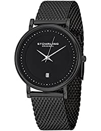 Stuhrling Original Classic Analog Black Dial Men's Watch - 734GM.03
